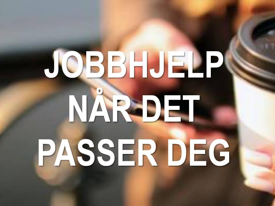 (Norsk) Gratis Jobbhjelp Intro