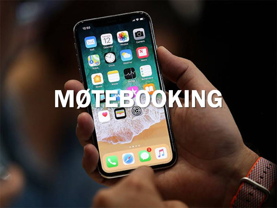 Vipps Motebooking IV