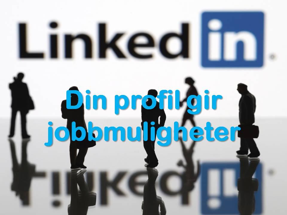 Slik Setter Du Opp Linkedin